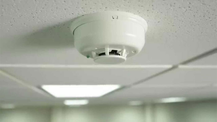 Smoke detectors for home security